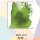 BRIGHT GREEN - metaliczna farbka 18ml - Food Colours